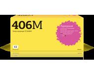 Заправка картриджа Samsung CLT-Y406S